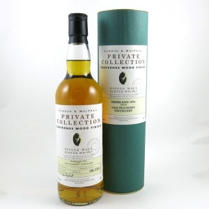 Old Pulteney 1994 Gordon and Macphail Sauternes Wood Finish front