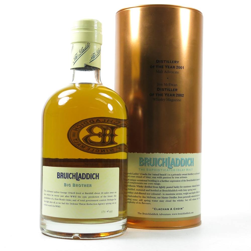 Bruichladdich 1984 WMD Whisky of Mass Distinction | Whisky
