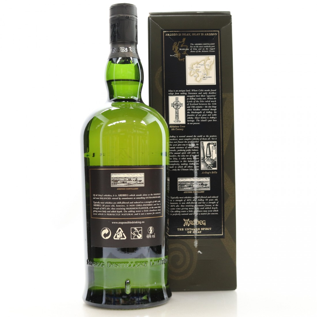 Ardbeg 10 Year Old 1 Litre | Whisky Auctioneer
