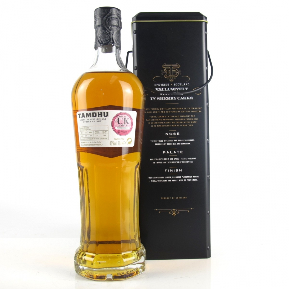Tamdhu 10 Year Old | Whisky Auctioneer