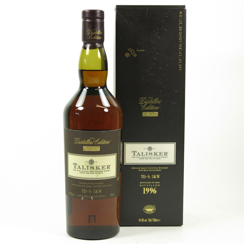 Scotch whisky auctions | the 50th auction | talisker 1996.