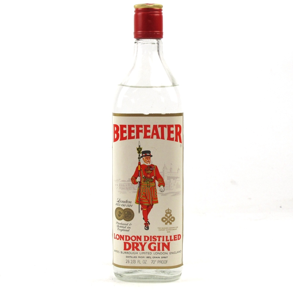 Beefeater London Dry Gin 1970s Whisky Auctioneer Scotch Whisky