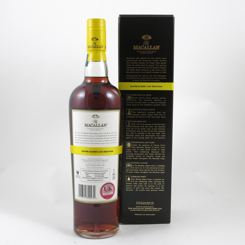 Macallan 1999 Easter Elchies 2012 | Whisky Auctioneer