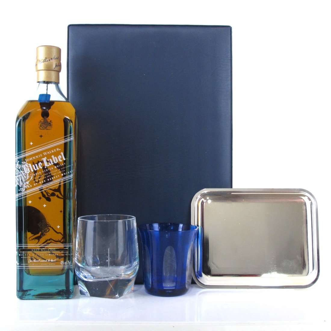 Johnnie Walker Blue Label Year of the Horse Gift Set 75cl / Taiwan Exclusive