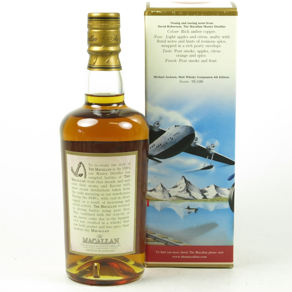 Macallan Decades Thirties | Whisky Auctioneer
