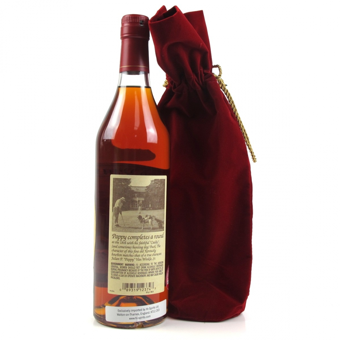 27b0b5931a4 Pappy Van Winkle 20 Year Old Family Reserve